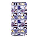 abordables Etuis / Couvertures pour Huawei-Coque Pour Huawei P9 Lite Huawei Huawei P8 Lite IMD Transparente Motif Coque Chat Animal Flexible TPU pour P10 Lite Huawei P9 Lite Huawei