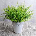 tanie Sztuczne kwiaty-Sztuczne Kwiaty 3 Gałąź Pasterski Styl Rośliny Bukiety na stół