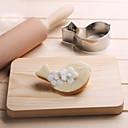 Недорогие Организация рабочего стола-голубь голубь птица печенье резак из нержавеющей стали бисквит торт формы кухонные инструменты для выпечки