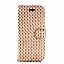 cheap Screen Protectors for Nokia-Case For Samsung Galaxy A5(2017) A3(2017) Card Holder Wallet with Stand Flip Full Body Cases Geometric Pattern Hard PU Leather for