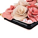 رخيصةأون ساعات النساء-غطاء من أجل Note 8 / Note 5 / Note 4 محفظة / حامل البطاقات / مع حامل غطاء كامل للجسم زهور قاسي جلد PU
