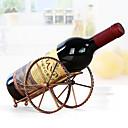abordables Accessoires & Toilettage pour Chien-Casiers à Bouteilles Alliage de métal, Du vin Accessoires Haute qualité CréatifforBarware cm 0.2 kg 1pc