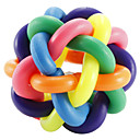 cheap Countertop & Wall Organization-Cat Chew Toys Dog Chew Toys Nobbly Wobbly Bell Rubber For Dog Puppy