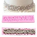 olcso Sütőeszközök és kütyük-Bakeware eszközök Szilikon Nem tapad / 3D / DIY Csokoládé / Jég / Candy sütőformát 1db
