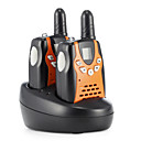 cheap Walkie Talkies-365 Handheld Emergency Alarm / Low Battery Warning / VOX <1.5KM <1.5KM Walkie Talkie Two Way Radio