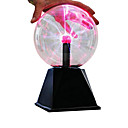 hesapli Büyüteçler-LED Aydınlatma Plazma topları Eğitici Oyuncak Ses Sensörü ile birlikte Büyük Boyutlu Çocuklar için Genç Erkek Genç Kız Oyuncaklar Hediye 1 pcs