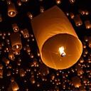cheap Home Decoration-10Pcs Heart-Shaped Kongmin Light Lamp Sky Lantern