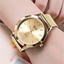 ieftine Accesorii Ceasuri-Pentru femei Ceas de Mână ceas de aur Quartz Auriu / Roz auriu Ceas Casual Cool Analog femei Modă - Auriu Roz auriu Un an Durată de Viaţă Baterie / SSUO 377