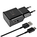 cheap HDMI Cables-Home Charger / Portable Charger USB Charger EU Plug QC 3.0 / Fast Charge 1 USB Port 2 A for