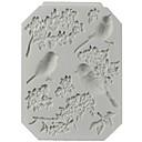 رخيصةأون أدوات الحمام-1PC السليكون المطاط جيل سيليكا غير لاصقة أداة الخبز 3D بسكويت الشوكولاتي لأواني الطبخ قوالب الكيك أدوات خبز