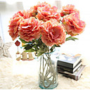 tanie Sztuczne kwiaty-Sztuczne Kwiaty 1 Gałąź Elegancki Piwonie Bukiety na stół