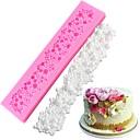 voordelige Nagelstempels-1pc silica Gel Baking Tool Dagelijks gebruik Rechthoekig Cake Moulds Bakvormen gereedschappen
