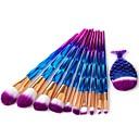 hesapli Makyaj ve Tırnak Bakımı-11pcs Makyaj fırçaları Profesyonel Fırça Setleri Midilli Atı Fırça / Sentetik Saç / Suni Fibre Fırça Çevre-dostu / Profesyonel / Yumuşak