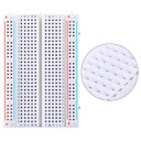 cheap Modules-Solderless Breadboard with 400 Tie-Point