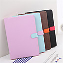 cheap iPad  Cases / Covers-Case For Apple iPad mini 4 Shockproof / with Stand / Auto Sleep / Wake Up Full Body Cases Solid Colored Hard PU Leather for iPad Pro 9.7''