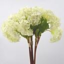 voordelige Bakgerei & Gadgets-Kunstbloemen 3 Tak Pastoraal Stijl Hortensia's Bloemen voor op tafel