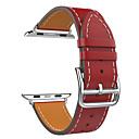 levne Apple Watch řemínky-Watch kapela pro Apple Watch Series 4/3/2/1 Apple Klasická spona Pravá kůže Poutko na zápěstí