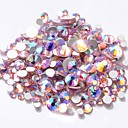 preiswerte Make-up & Nagelpflege-Kristall Modisch Gute Qualität Alltag Nagel-Kunst-Design