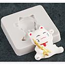 hesapli Bar Gereçleri ve Açıcılar-Bakeware araçları Silika Jel Tatil / Doğum Dünü / Yeni Yıl'ınkiler Candy Yuvarlak 1pc