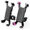 hesapli GoPro İçin Aksesuarlar-Bisiklet Cep Telefonu Mount standı tutucu Ayarlanabilir ayaklık Cep Telefonu Toka Türü ABS Tutacak