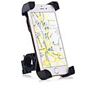 hesapli Sony İçin Ekran Koruyucuları-Motosiklet bisiklet cep telefonu montaj standı tutucu ayarlanabilir standı cep telefonu toka tipi kayma dayanıklı silikon tutucu