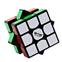 Недорогие Кубики-головоломки-Волшебный куб IQ куб QI YI Warrior 3*3*3 Спидкуб Кубики-головоломки головоломка Куб Детские Игрушки Универсальные Подарок