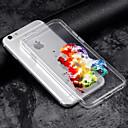 hesapli iPhone Kılıfları-Pouzdro Uyumluluk Apple iPhone X iPhone 8 Şeffaf Temalı Arka Kapak Karton Yumuşak TPU için iPhone X iPhone 8 Plus iPhone 8 iPhone 7 Plus