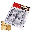 preiswerte Bekleidung & Accessoires für Hunde-4 stück puzzle stück ausstecher edelstahl kuchenform backen werkzeuge