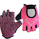 cheap Dog Clothing & Accessories-Sports Gloves Bike Gloves / Cycling Gloves Sports Gloves Wearable Breathable Anti-Shock Skidproof Fingerless Gloves Nylon Road Cycling