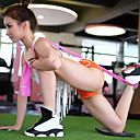 hesapli Fitness Aksesuarları-KYLINSPORT Egzersiz Direnç Bantları İle 1 pcs Silgi Kuvvet Antrenmanı, Fizik Tedavi İçin Yoga / Pilates / Fitness Ev / Ofis