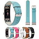 저렴한 Fitbit 밴드 시계-시계 밴드 용 Fitbit Charge 2 핏빗 클래식 버클 천연 가죽 손목 스트랩