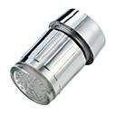 ieftine Becuri LED Robinet-lumina strălucitoare lumină-led condus de apă robinet de duș robinet de apă duza cap ușă bucătărie bucătărie robinete