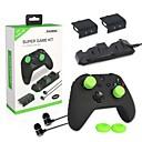 hesapli Xbox 360 Aksesuarları-Kablosuz Şarj Aleti / Piller Uyumluluk Xbox 360 ,  Fan Şarj Aleti / Piller ABS 1 pcs birim