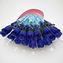 ieftine Machiaj & Îngrijire Unghii-Flori artificiale 6 ramură Pastoral Stil Trandafiri Față de masă flori