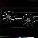 hesapli Oto Stickerları-araba hava çıkış ızgarası parfüm plastik cam otomotiv hava temizleyici