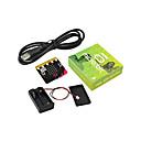 abordables Kits DIY-keyestudio micro bit kit de base avec support de batterie&USB câble de programmation cablegraphique bluetooth