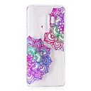 cheap Galaxy S Series Cases / Covers-Case For Samsung Galaxy S9 Plus / S9 Pattern Back Cover Mandala Soft TPU for S9 / S9 Plus / S8 Plus