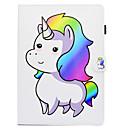hesapli Laptop Kılıfları-Pouzdro Uyumluluk Samsung Galaxy Tab S2 9.7 Kart Tutucu / Satandlı / Flip Tam Kaplama Kılıf Karton Sert PU Deri için Tab S2 9.7