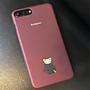 رخيصةأون أغطية أيفون-غطاء من أجل Apple iPhone X / iPhone 7 Plus نموذج غطاء خلفي كارتون قاسي الكمبيوتر الشخصي إلى iPhone X / iPhone 8 Plus / iPhone 8
