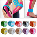 cheap Bike Lights-Non Stretch Support Tape for Leisure Sports / Winter Sports / Fitness Unisex Waterproof / Breathable / Protective Cotton Green / Pink / Light Blue
