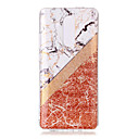 cheap Speakers-Case For Huawei Mate 10 pro Mate 10 lite IMD Pattern Glitter Shine Back Cover Marble Glitter Shine Soft TPU for Mate 10 pro Mate 10 lite