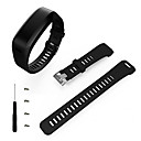 cheap Galaxy S Series Cases / Covers-Watch Band for Vivosmart HR Garmin Sport Band Silicone Wrist Strap