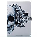 ieftine Ecrane Protecție Tabletă-Maska Pentru Apple iPad Air / iPad 4/3/2 / iPad Pro 10.5 Portofel / Cu Stand / Întoarce Carcasă Telefon Cranii Greu PU piele / iPad 9.7 (2017)