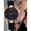 cheap Women's Watches-Women's Bracelet Watch Leather Black / Red / Green Imitation Diamond Analog Bangle Elegant - Red Green Pink One Year Battery Life / SSUO LR626