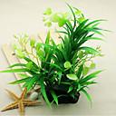 저렴한 수족관 장식-수족관 장식 Waterproof 수중식물 식물 방수 장식 물 세탁 가능 플라스틱
