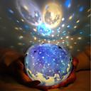 hesapli Işıklı Oyuncaklar-LT.Squishies LED Aydınlatma / Projektör Lambası Romantizm / Galaksi Yıldızlı Gökyüzü Parıltılı Sınıf ABS Plastik Çocuklar için Hediye