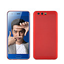 저렴한 Huawei 케이스 / 커버-케이스 제품 Huawei Honor View 10(Honor V10) / Honor 9 반투명 뒷면 커버 솔리드 하드 PC 용 Honor 9 / Huawei Honor View 10 / Honor V9 Play