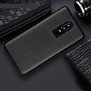 tanie Inne etui-Kılıf Na OnePlus OnePlus 6 / OnePlus 5T Ultra cienkie Czarne etui Jendolity kolor Miękkie TPU na OnePlus 6 / One Plus 5 / OnePlus 5T