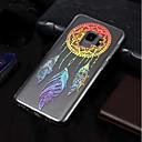voordelige Galaxy S-serie hoesjes / covers-hoesje Voor Samsung Galaxy S9 Plus / S9 IMD / Patroon Achterkant Dromenvanger Zacht TPU voor S9 / S9 Plus / S8 Plus