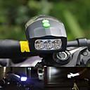hesapli Kafa Lambaları-Bisiklet Ön Işığı / Bisiklet Farı LED Bisiklet Işıkları Bisiklet Su Geçirmez, Portatif, Çabuk Açılma Li-ion 200 lm Beyaz Kamp / Yürüyüş / Mağaracılık / Bisiklete biniciliği / Çoklu mod